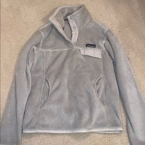 Patagonia fleece sweatshirt!